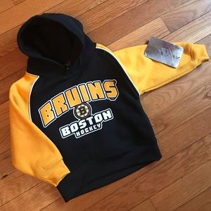 BOSTON BRUINS Hockey Toddler Hoodie